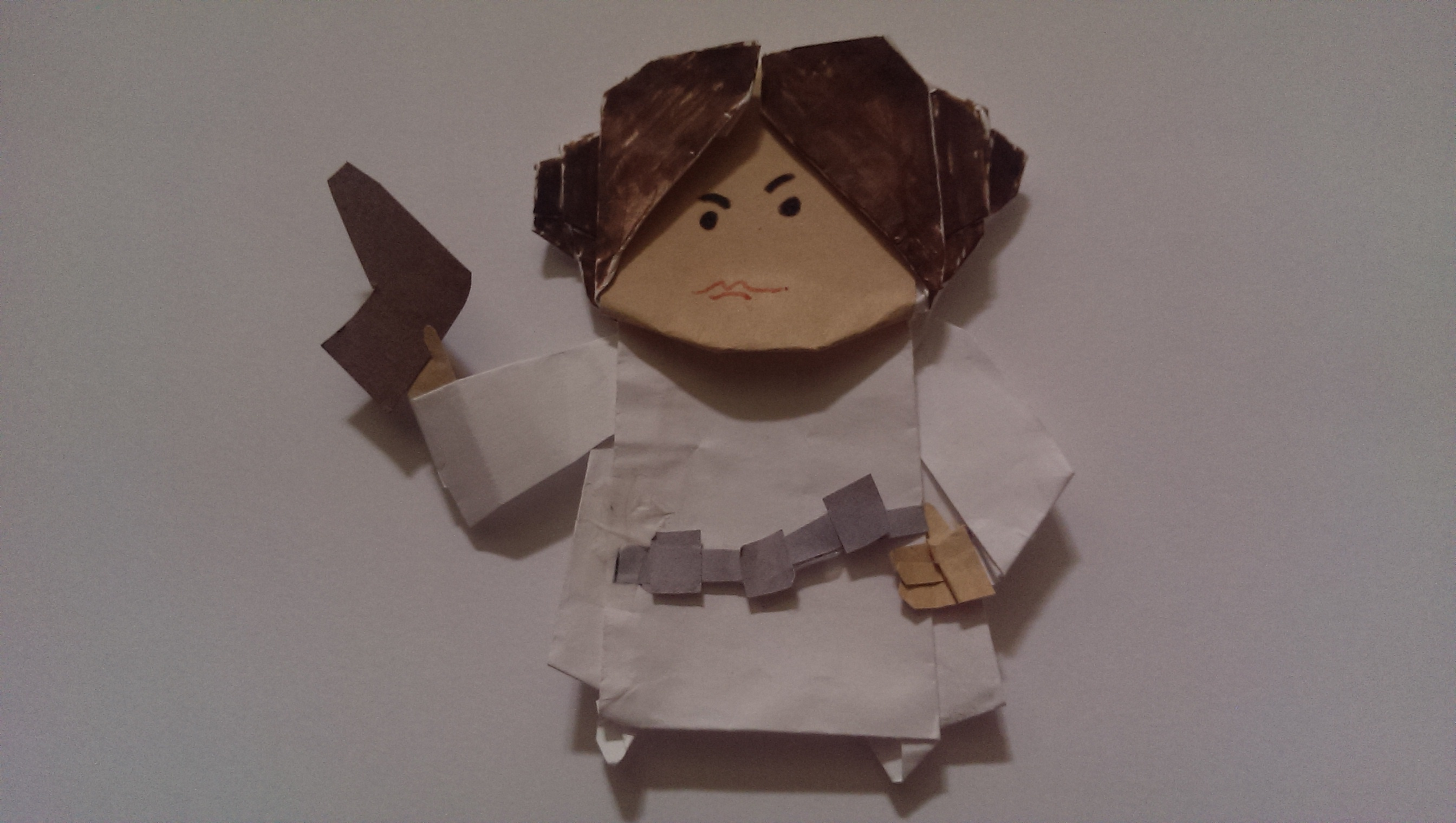 9 DIY Star Wars Orgiami | Star wars origami, Star wars diy ... | 1520x2688