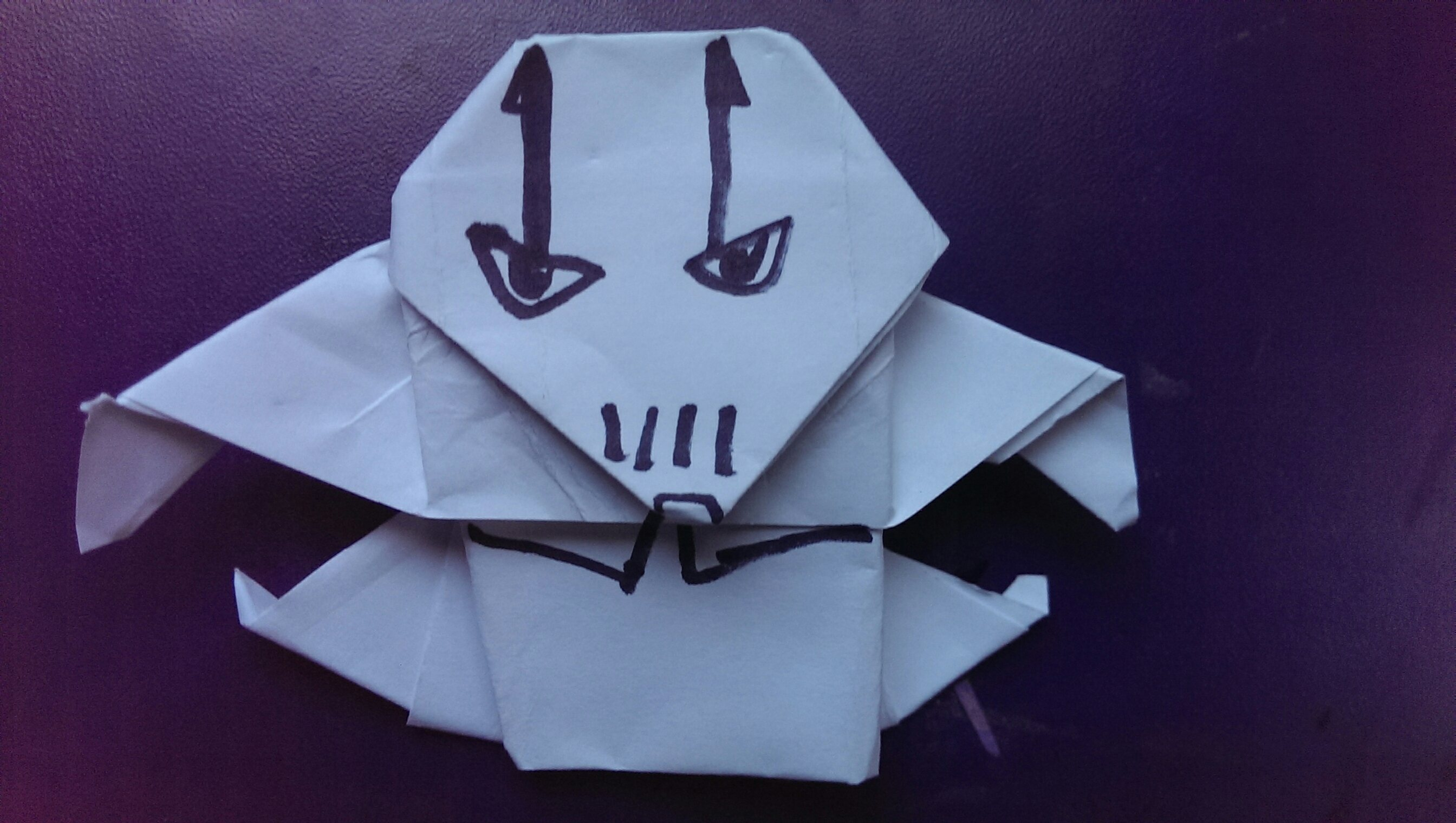 Origami General Grievous Anleitung 3473638 Airhumidifierfo