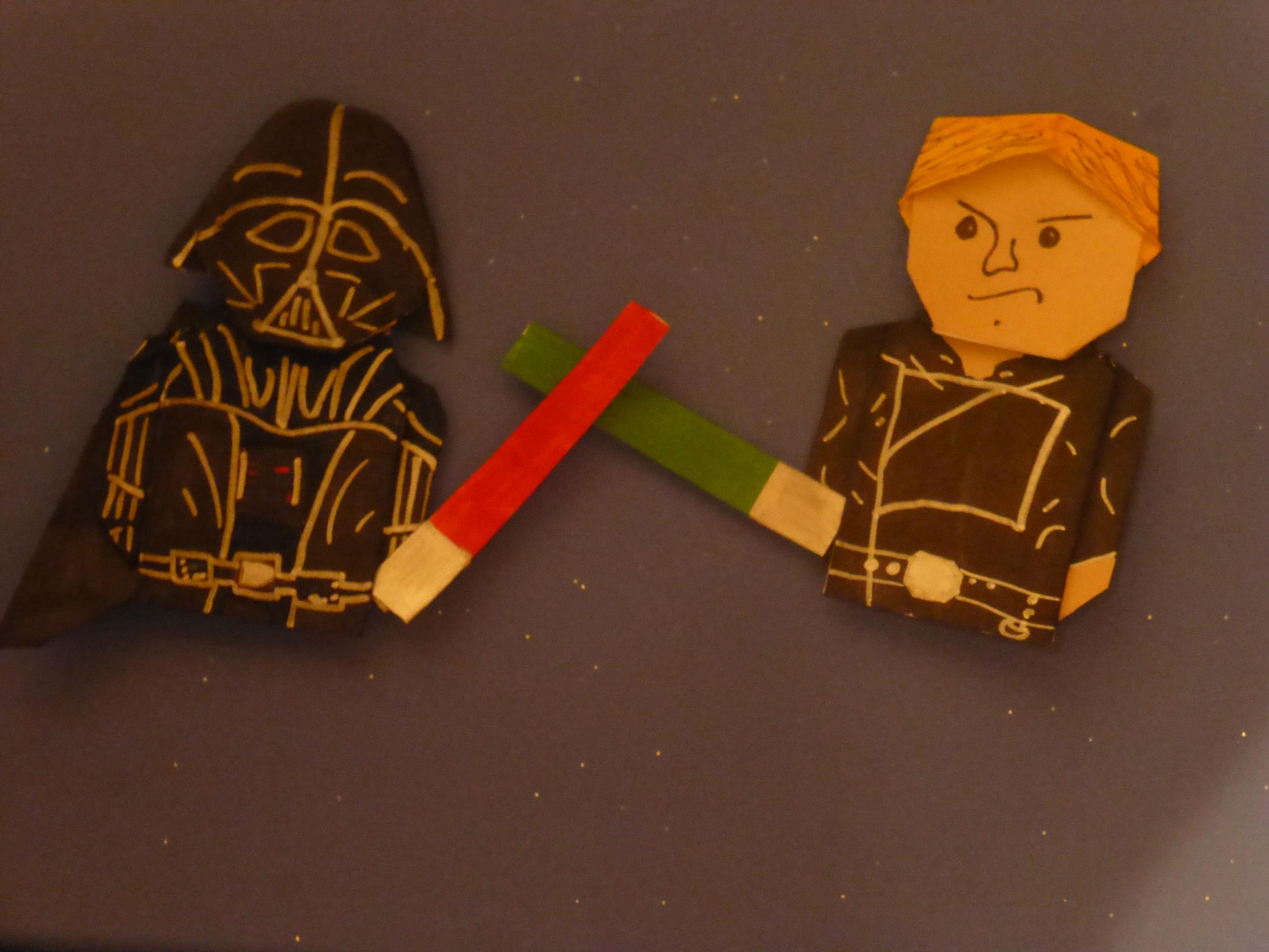 Origami Master Folder Grievous